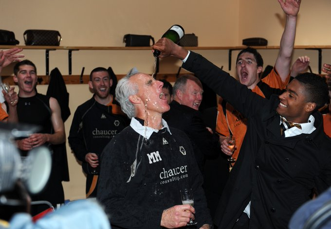 Happy birthday to Mick McCarthy! The former Wolves manager turns 60 today!  Have a great day, Mick!