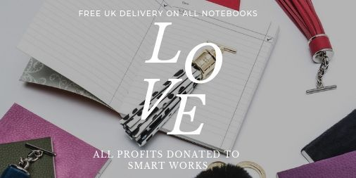 So many reasons to fall in love... Handcrafted from our luxury leather offcuts, raising vital funds for @SmartWorksHQ and now with free UK delivery in time for Valentine's Day (order by 10/02, code LOVEFEB). #ValentinesDayGift #sustainablefashion
