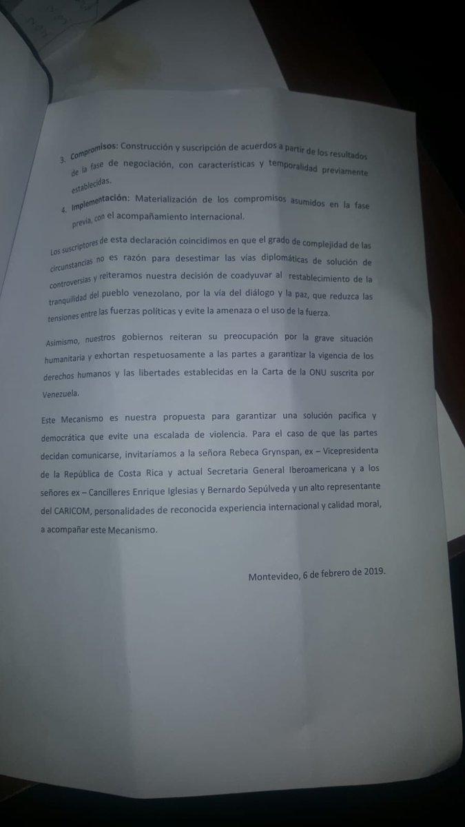 Maduro: Si algo me pasa, ¡retomen el poder y hagan una revolución más radical! - Página 6 Dyy8w2LW0AEASN8