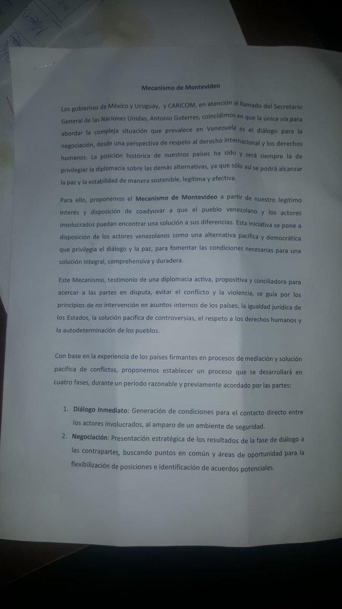 Maduro: Si algo me pasa, ¡retomen el poder y hagan una revolución más radical! - Página 6 Dyy8w2LWsAEnU32