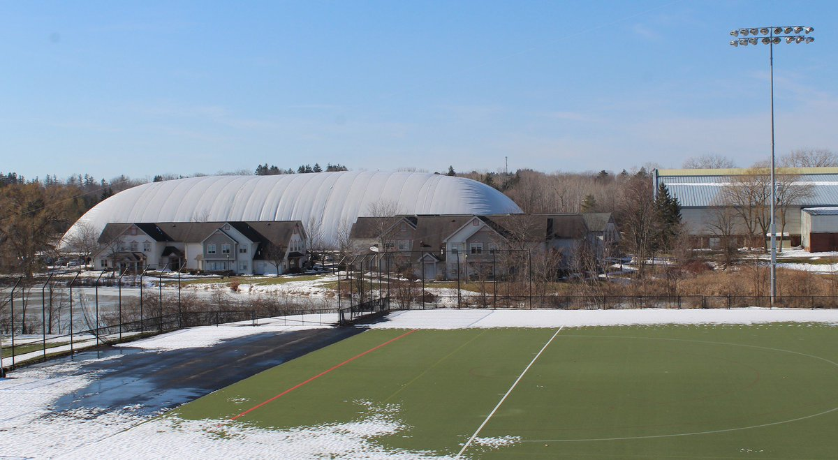 Dome facility at HWS completed near Bristol Field House