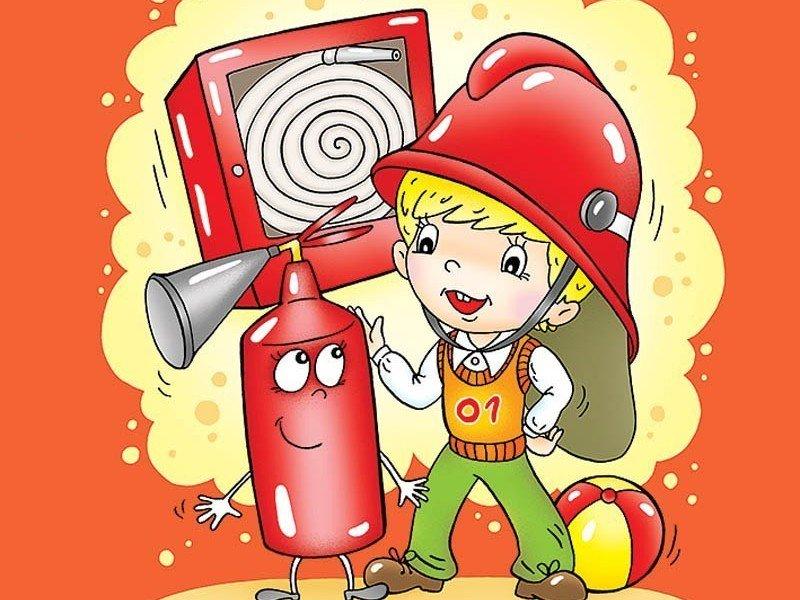 Смешные картинки пожарные в дет садик, днем