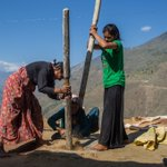 Image for the Tweet beginning: [:en]In the Himalayas women are