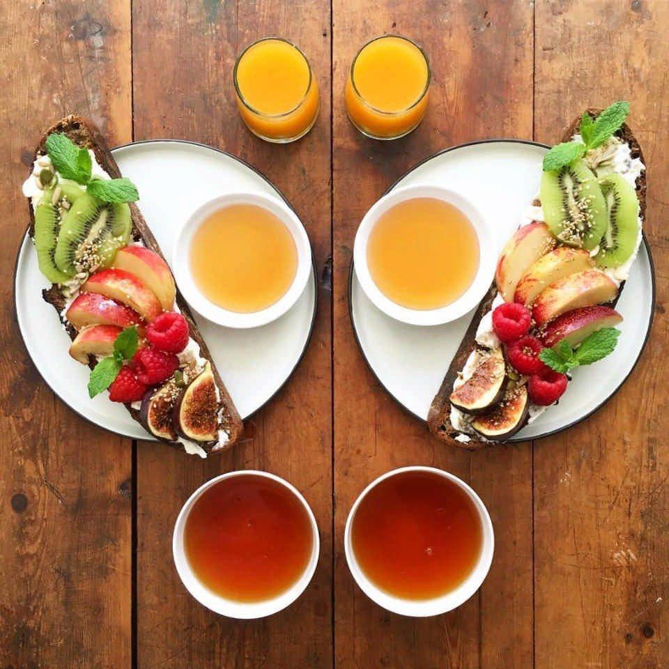 утренние завтраки в картинке считают отцом современной