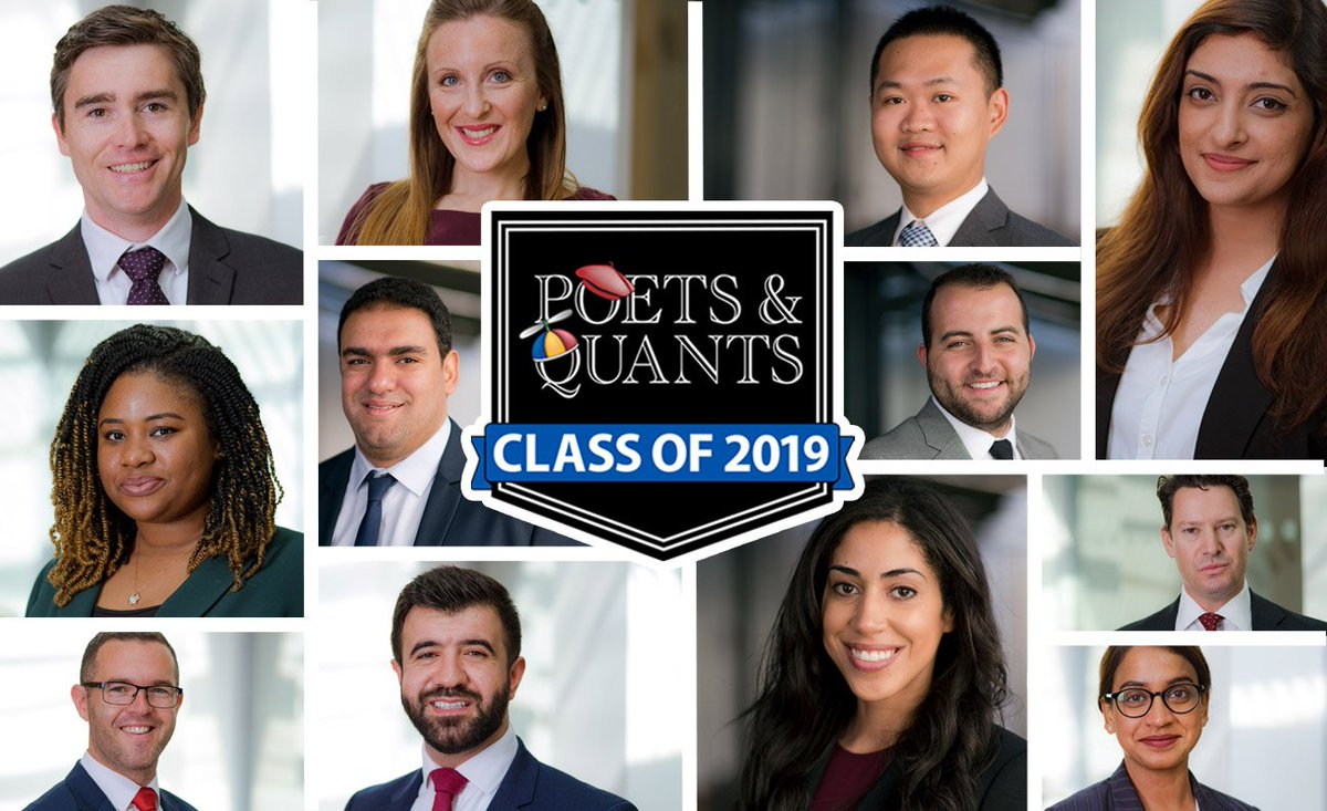 Diverse, talented, and ready for anything - Meet this year's Full-time MBAs 👉 https://bit.ly/2DY917W  @PoetsAndQuants