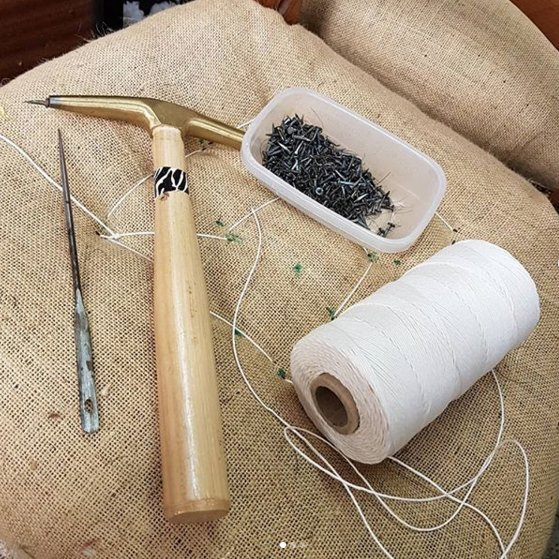 Whats on Appleby in Eden Valley: Upholstery Weekend Workshop