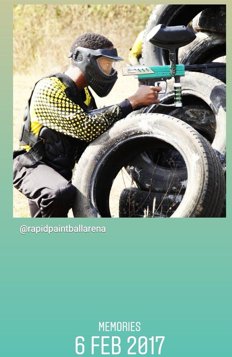 Back in time  #WeAreRapid #paintball #Abuja #Fun #action #battlegames #runhideshoot #adventure #extremesport #Weekday #squad #noretreatnosurrender #adrenalin #team #AbujaTwitterCommunity #ThrowbackThursday