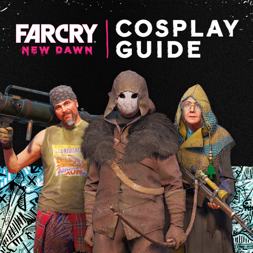Far Cry 6 On Twitter We Want To See Your Farcrynewdawn Cosplays And Fan Art Check Out Our Extensive Reference Guide For Everything You Need To Recreate All Of Your Favorite Characters
