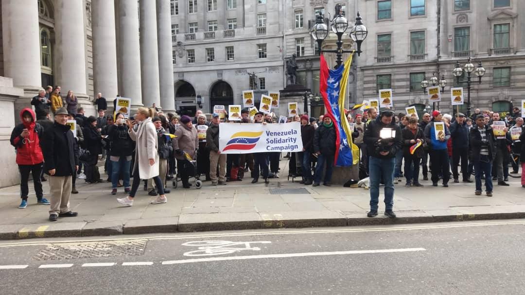 Maduro: Si algo me pasa, ¡retomen el poder y hagan una revolución más radical! - Página 6 Dyz9SmFXgAIkjnJ