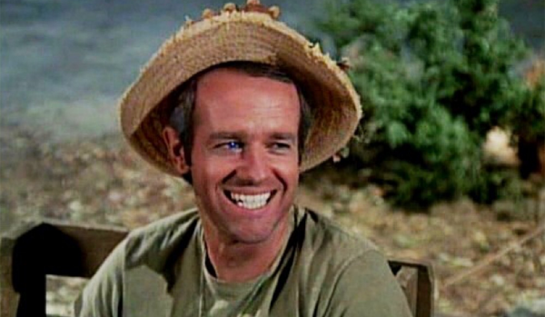 I stupidly missed yesterday\s birthday for the great Mike Farrell! Let\s hope he had a very happy birthday!
