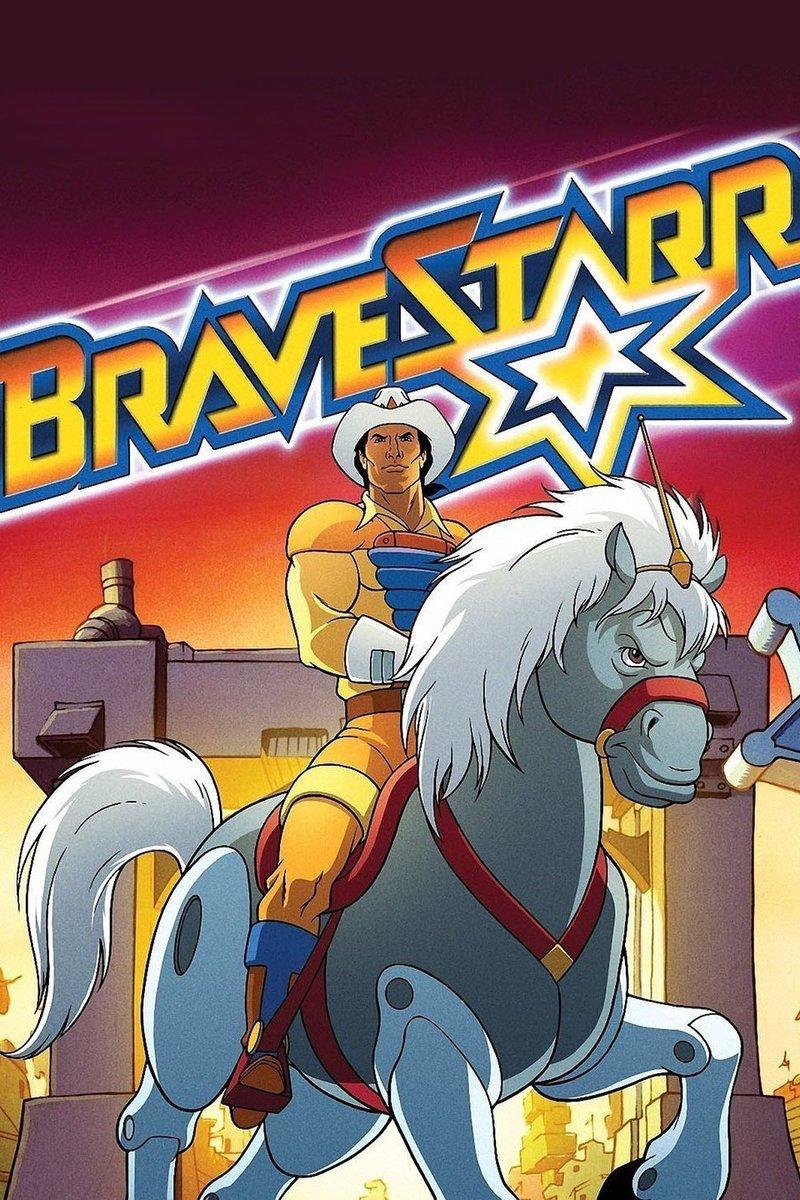 BraveStarr cartoon