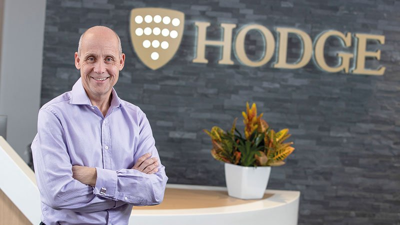 Read the full interview with our new CEO Steve Pateman in this month's @insiderwales magazine with @DouglasInsider on futures plans for Hodge and his thoughts around successful leadership.   #leadership #CEO #business  https://lnkd.in/gdKjnaw