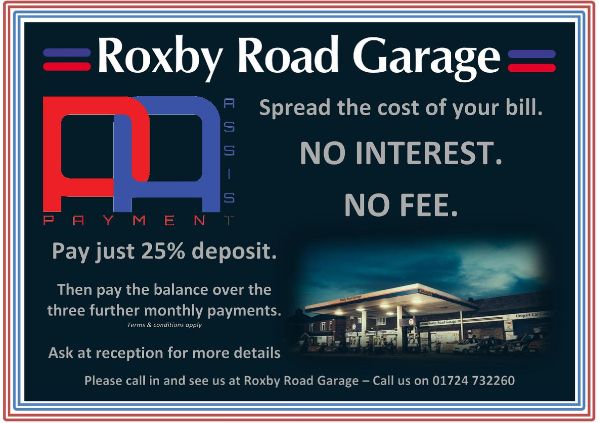 RoxbyRoadGarage photo