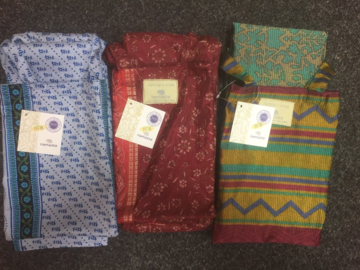 test Twitter Media - We have new items in stock! As well as optimistically looking forward to spring and Easter, we have fun musical instruments, pocket money items for children and colourful homeware pieces. Our favourites are the silk printed sarong-in-a-bag, and a case for your tablet. https://t.co/KNSpQTDxUm