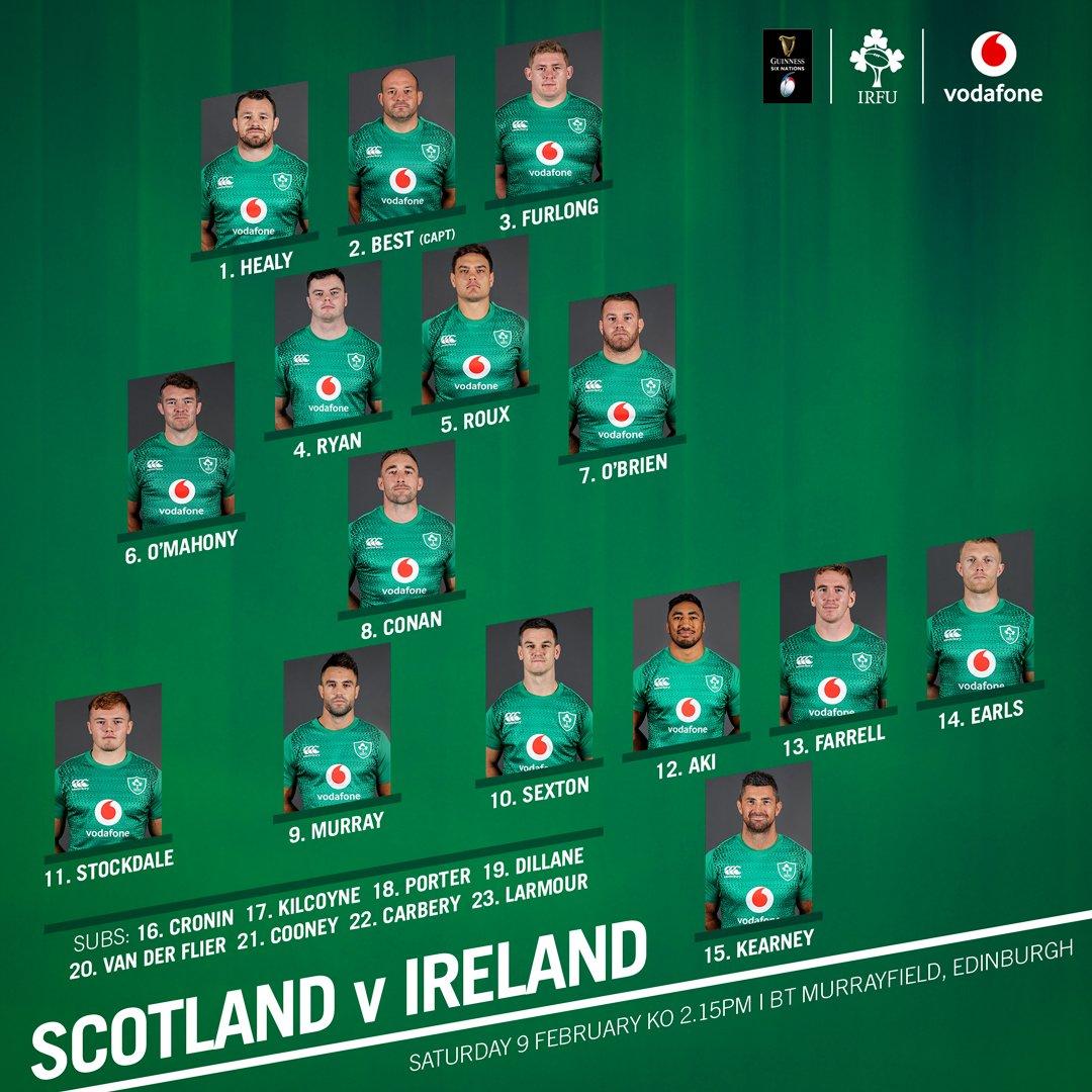 6N 2019: Scotland v Ireland, 9 February - Page 4 DyzpGfuXgAA1yDb