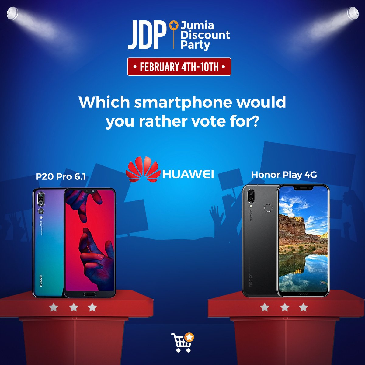 Jumia Nigeria's photo on huawei