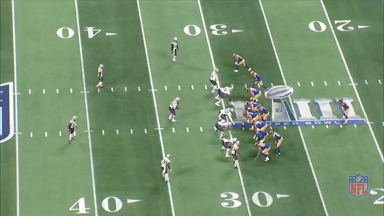How did the @Patriots shut down the high-flying attack of LA?   @BaldyNFL shows you �� https://t.co/2a7ZTetDPj