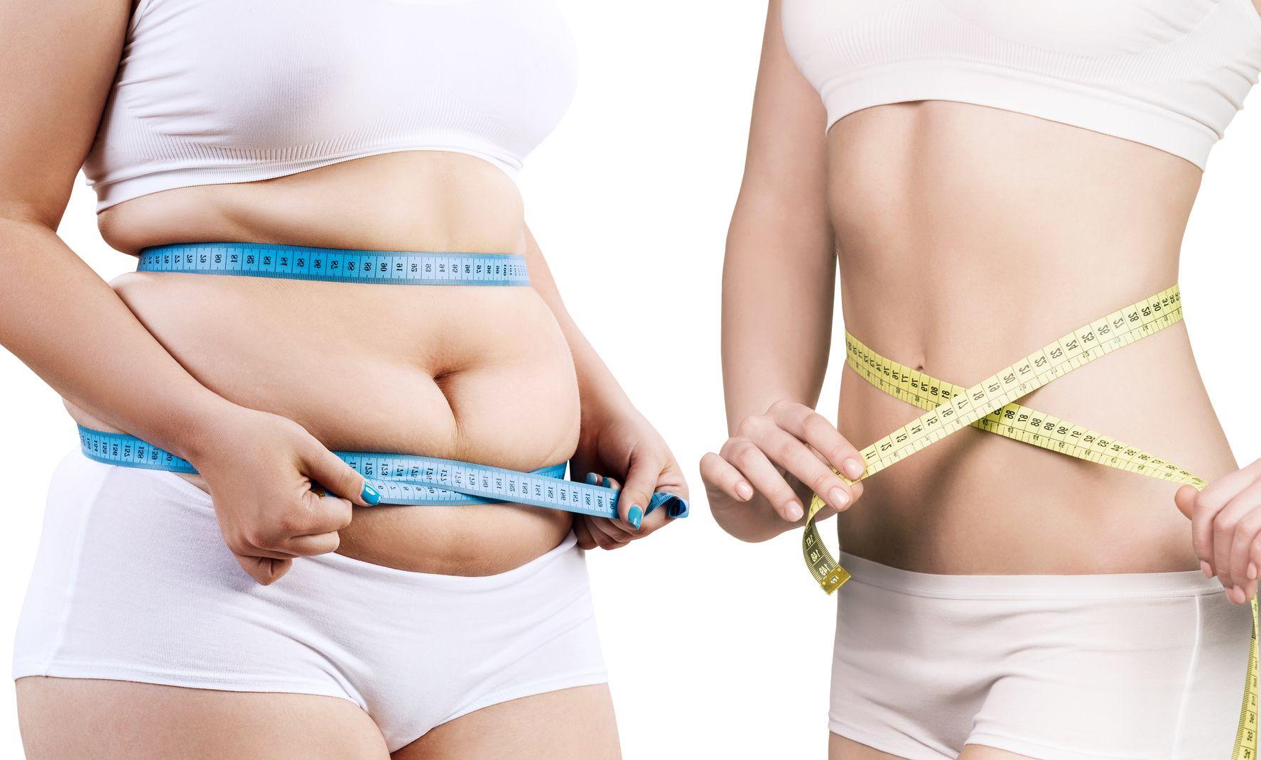похудеть сбросить лишний вес