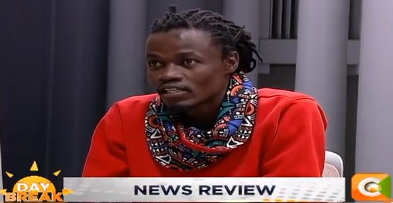Juliani: Corruption favours the rich #DayBreak <br>http://pic.twitter.com/zcyNPWW6gk