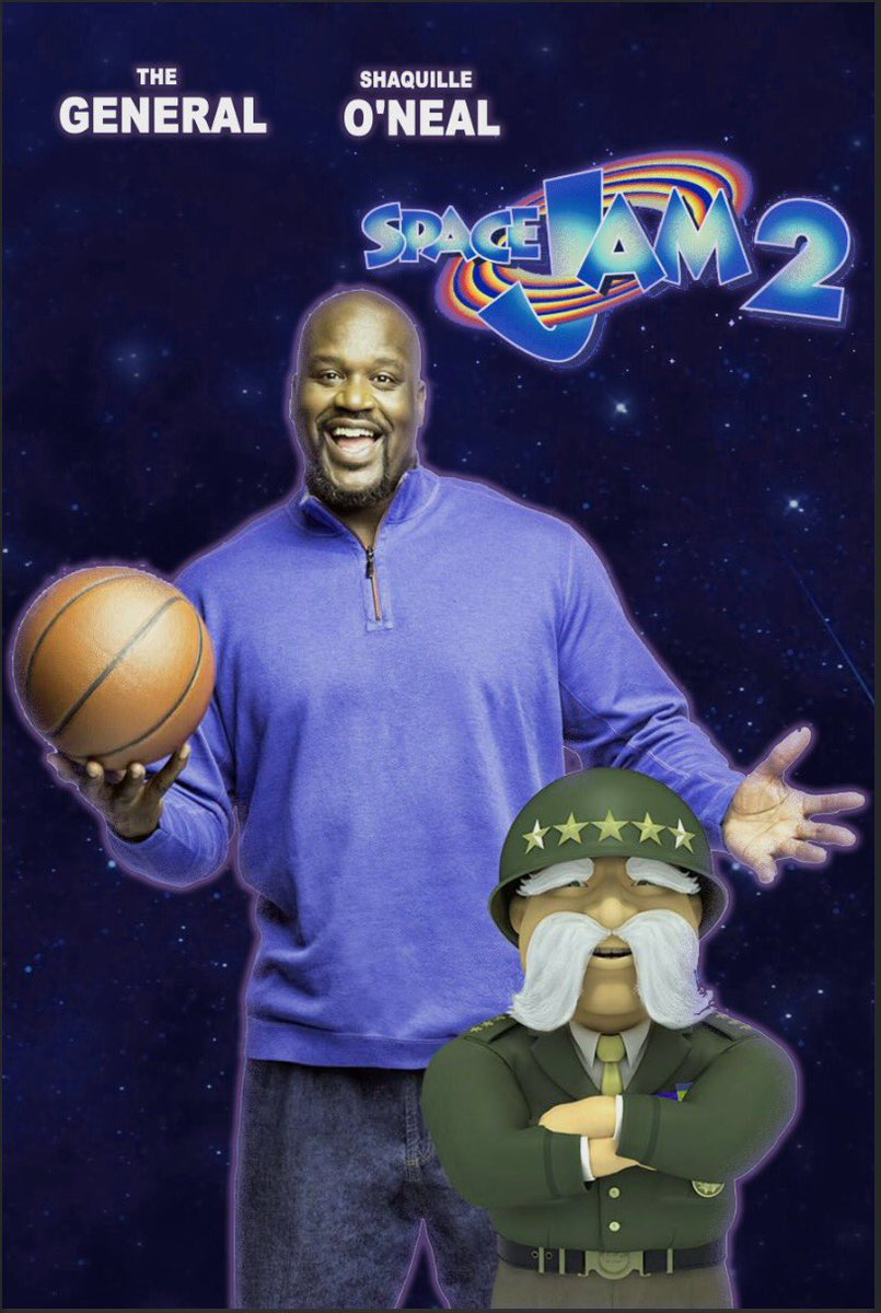 Why are y'all hype for Space Jam 2 as if it doesn't already exist<br>http://pic.twitter.com/SjcK7kOVmA