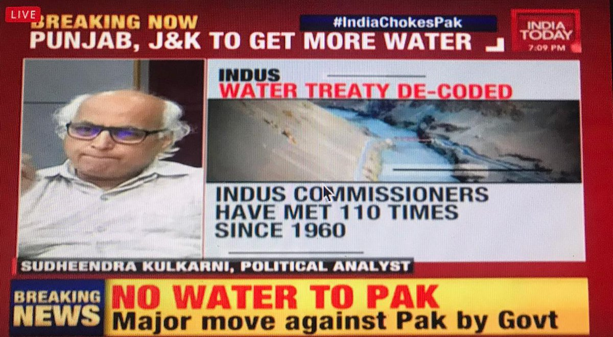 Modi has gone rabid....he created the hype for war but then lost the element of surprise & is now shaken by the resolve of Pak nation. Cowards! Now resorting to mean methods...but again miscalculating fallouts..... Playing with water means playing with 🔥... #PulwamaDrama