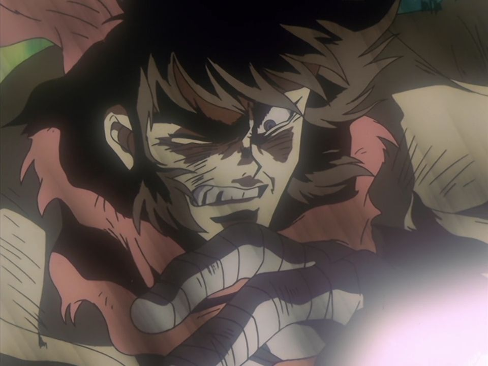 From Episode 11 of Getter Robo Armageddon <br>http://pic.twitter.com/uhNeDAuwal