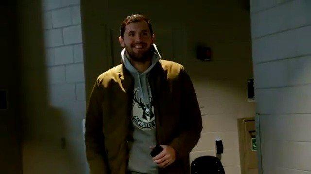 Nikola Mirotic arrives for his @Bucks debut in #PhantomCam!  🏀: #CUsRise x #FearTheDeer ⏰: 8pm/et 📺: @NBAonTNT