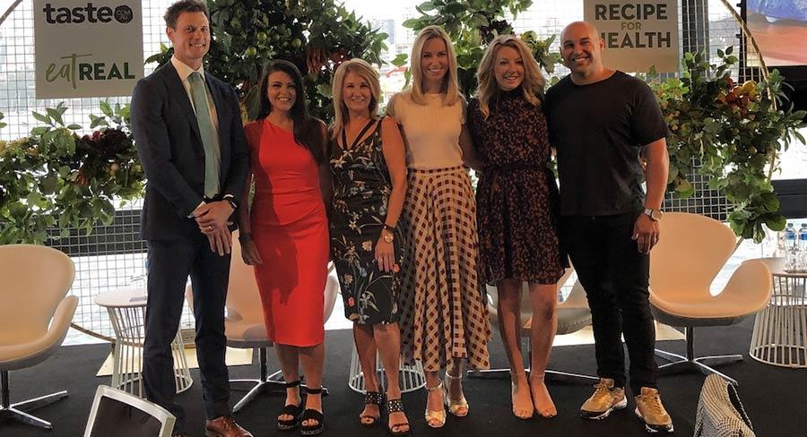 .@taste_team  reveals Recipe For Health and healthy eating pledge.  Read more: https://t.co/Zj8JEDBl0T  #Taste #AusFood #AusMedia #AusNews  #AusHealth