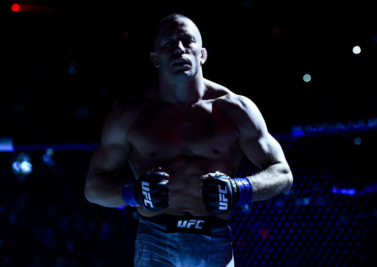 Honoring the legend 🇨🇦  Tune in to @ESPN 2 at 11:30pmET to re-live 3️⃣ of @GeorgesStPierre's greatest fights.