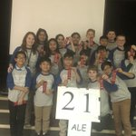 Image for the Tweet beginning: Congratulations to our Math Bowl