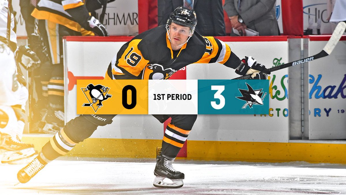 Looking for a fresh start in the 2nd period.