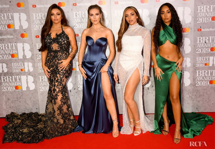 Little Mix @ The #BRITs https://t.co/FoRQ2OouF9