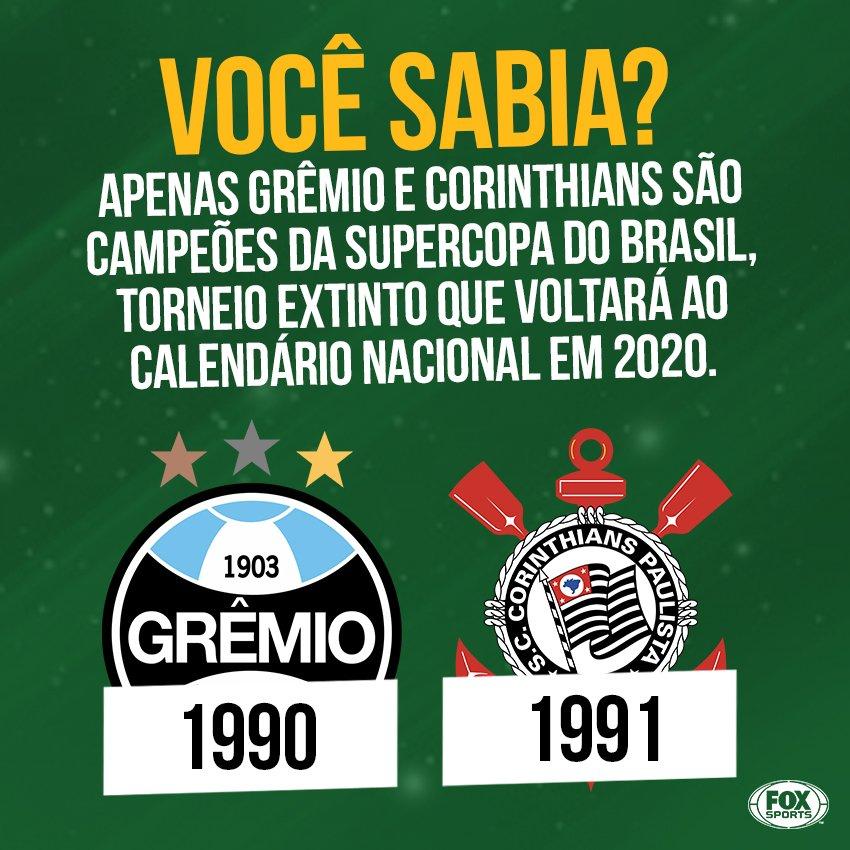 FOX Sports Brasil's photo on Corinthians