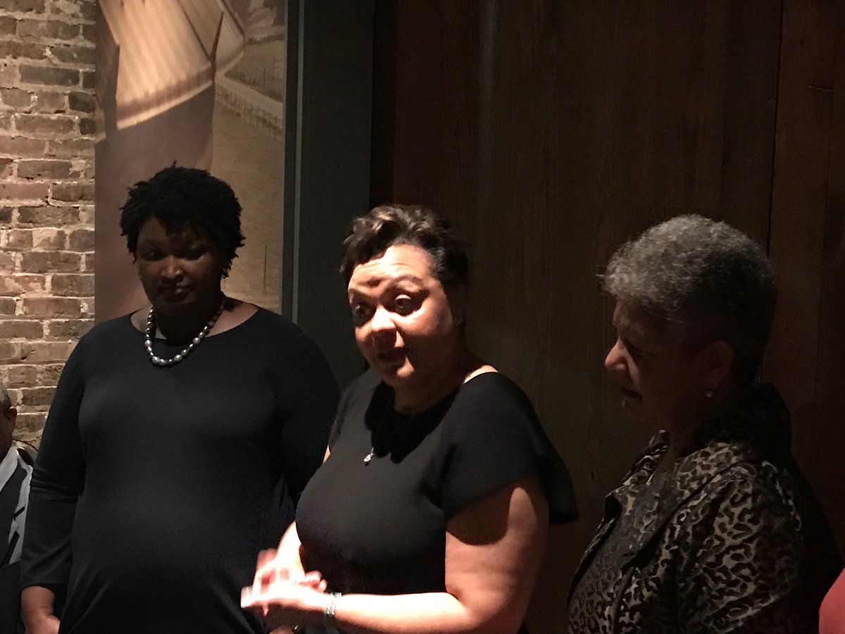 .@staceyabrams and @TeamKCP launching #FairFight here in #Louisiana.  Together, we will continue to build and expand our coalition throughout the South. Here we come  America.