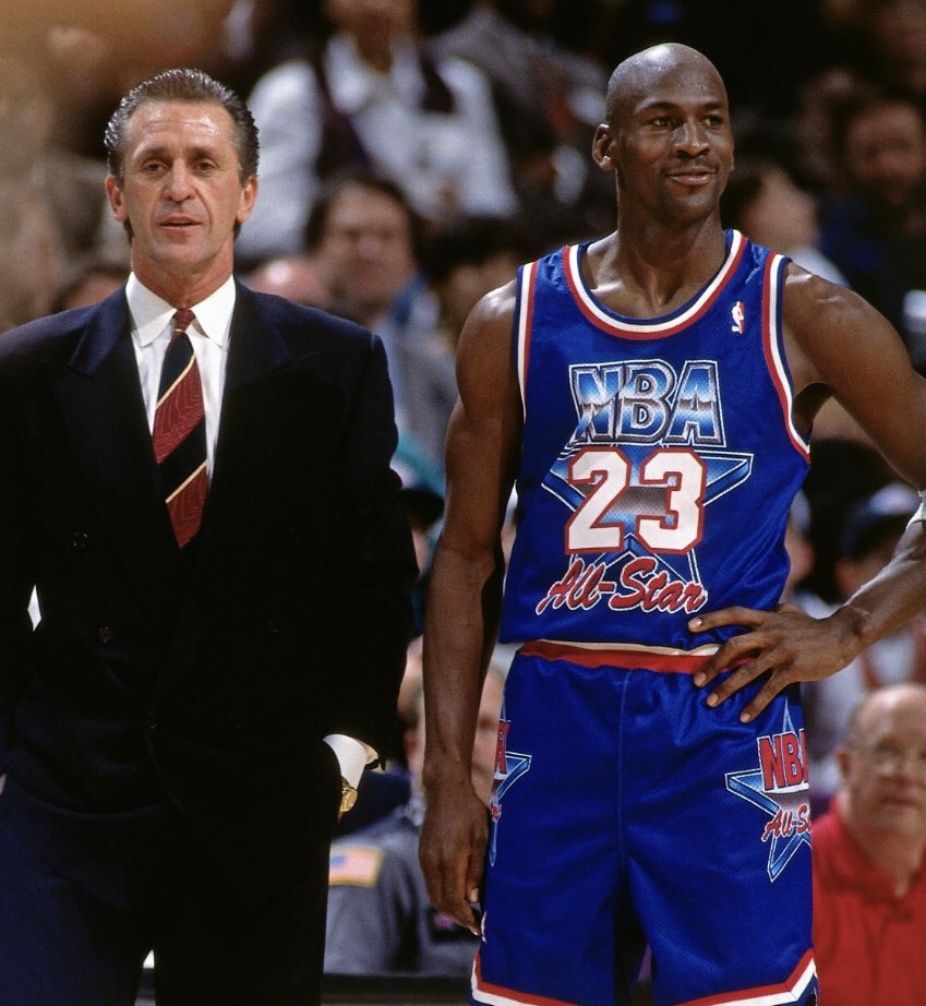 caf736521ab Throwback thursday: this day in 1993, the nba all-star game features,  arguably, the best asg jerseys in league history.