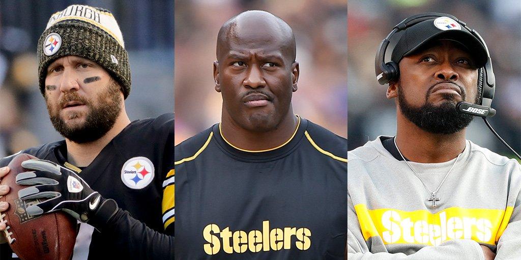 James Harrison: Mike Tomlin must take charge of Steelers drama https://t.co/vWgIshFBqQ