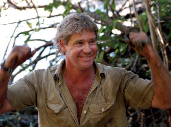 Happy Birthday Steve Irwin       I miss you
