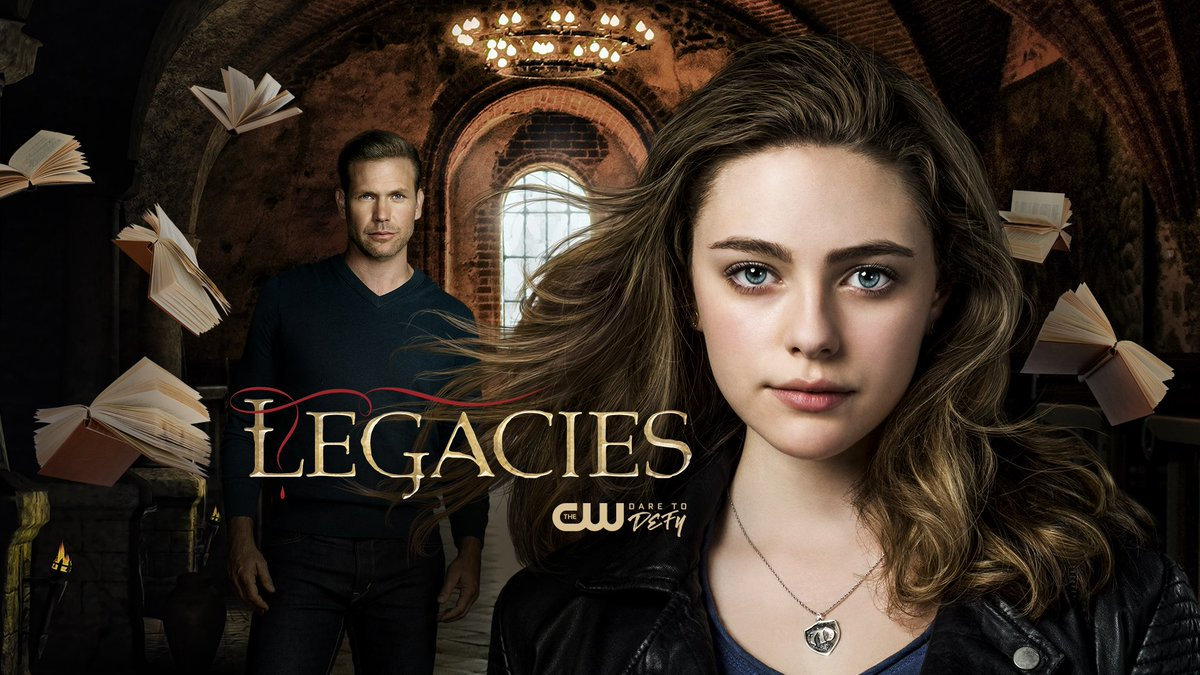 WATCH NOW: The spotlight is on for an all new episode of #Legacies on #WCCB Charlotte's CW. TRAILER: https://t.co/SZRnANmYXc #CW Network