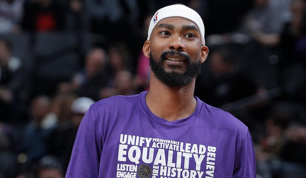 """I'm a hard nose guy, I play hard every night and I'm going to give it my all.""  Get to know one of the newest Kings, Corey Brewer 📝 » http://spr.ly/6016EpJng"
