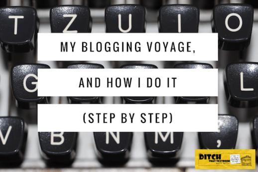 My blogging voyage, and how I do it (step by step) ditchthattextbook.com/2017/02/13/my-… #ditchbook #edtech