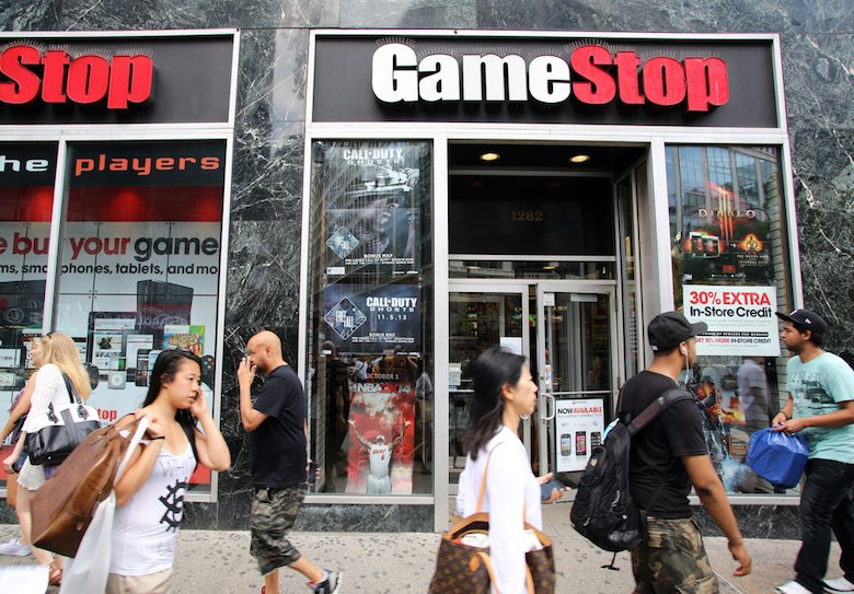 GameStop announces $2,000 worth of deals in one-day sale this weekend https://t.co/RZ3DsRLDsK