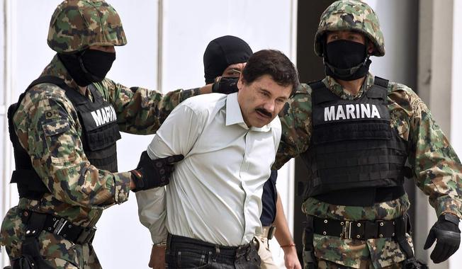 Two sons of notorious drug lord Joaquin 'El Chapo' Guzman have been indicted on drug conspiracy charges, the Justice Department said Thursday:  https://t.co/UOvE8xXhe2