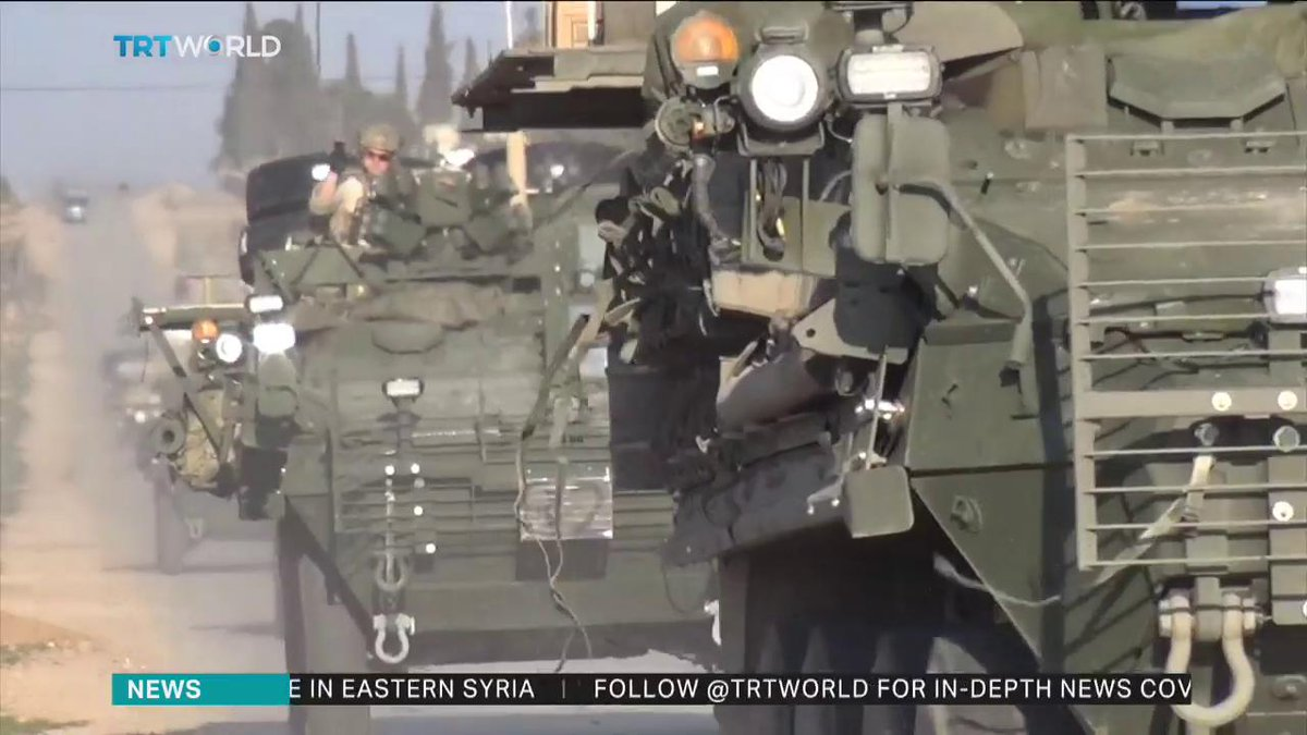 The White House says 200 American troops will remain in Syria as peacekeepers after a full withdrawal of US troops. We speak to former US Brigadier-General Mark Kimmitt to better understand what this move means