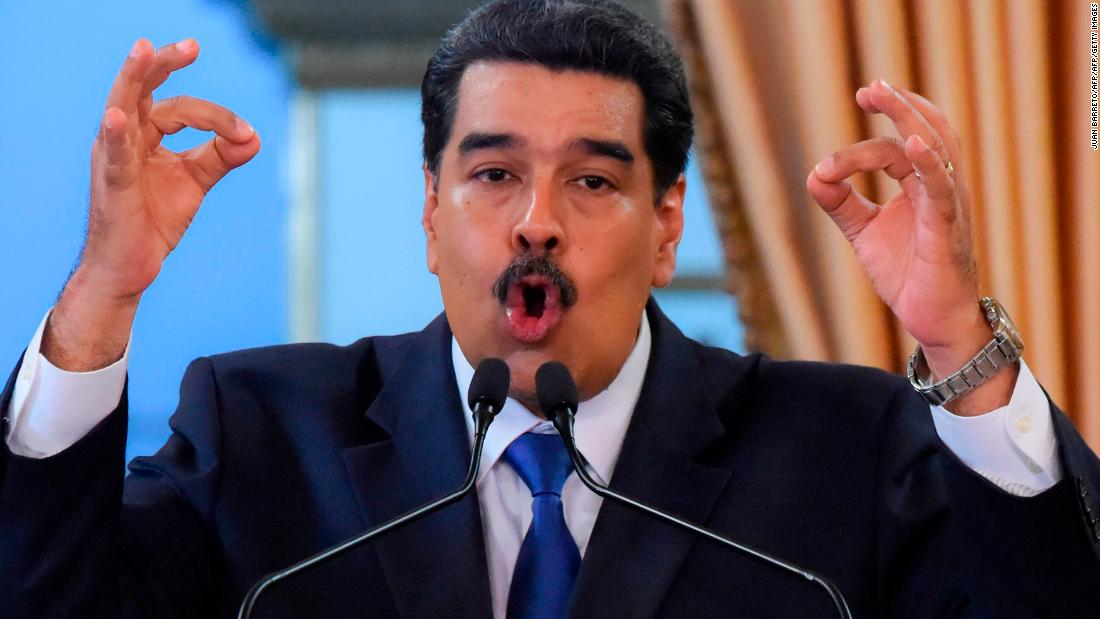 Nicolas Maduro will close Venezuela's border with Brazil, as tensions over foreign aid deliveries rise. The embattled President also is considering closing the border with Colombia.  https://t.co/mBTuaA1HxK