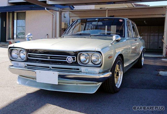 【愛車 File 03】日産 スカイライン GT…旧車とは思えない、細部まで磨き抜かれた美しき狼 https://response.jp/article/2019/02/22/319395.html?utm_source=twitter&utm_medium=social…  #日産 #Nissan