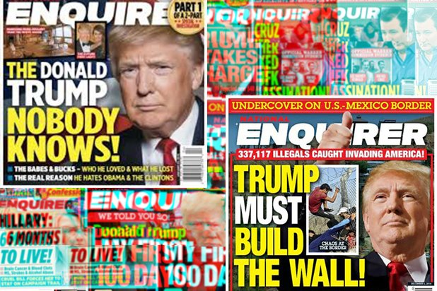 California Taxpayers, State Workers Were Among National Enquirer's Biggest Investors in 2016 (Report)  https://t.co/vyS4H5zN0X