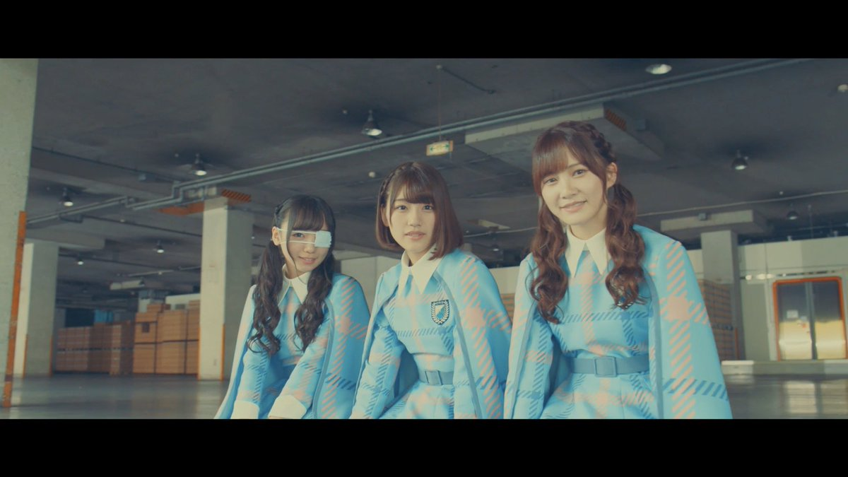 It&#39;s so damn cool MV, i like the videography, i wanna cry  #日向坂46 <br>http://pic.twitter.com/FqcktUNYaF
