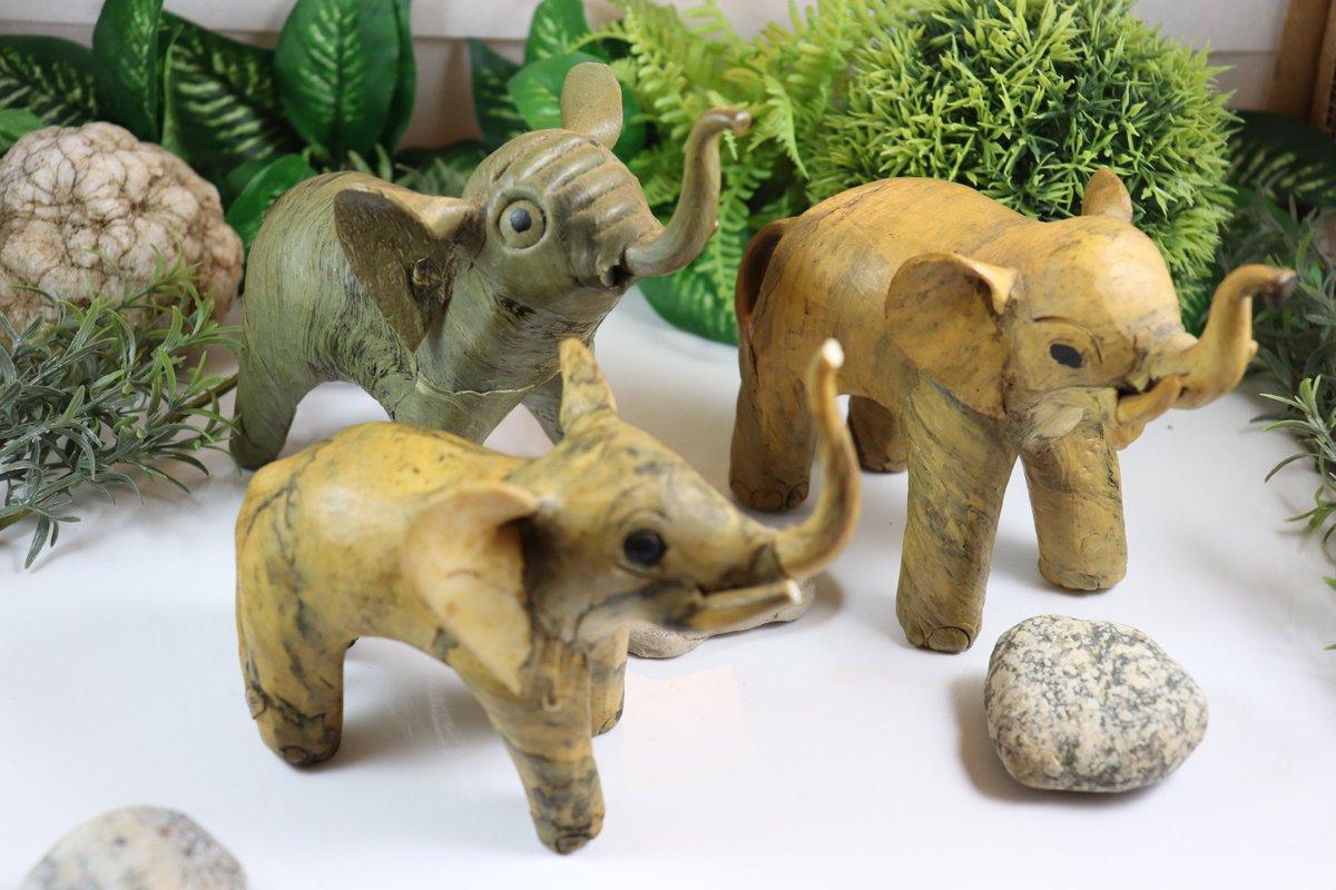 Vintage Elephants, 3 Leather Wrapped Elephants. https://etsy.me/2ItTyko #vintage #collectibles #gold #housewarming #gray #vintageelephants #asianelephants #luckyelephants #leatherwrapped #dublinsatticpic.twitter.com/yXvSs8rWLk
