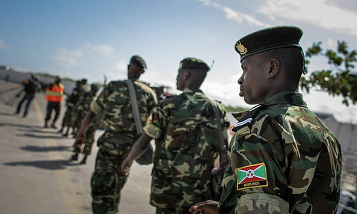 Between 800 or 1,000 Burundian forces dead in #Somalia since 2007, as News vision reported, #Burundi received $18Million of Compensation from #AU, this figure may be less or more, if Burundi lost that forces in #Somalia, how about other nations of TCC members?. #Somalia #AMISOM. <br>http://pic.twitter.com/GkGWEKIDNs