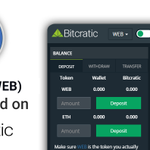 Image for the Tweet beginning: Webcoin (WEB) #webcointoday is now